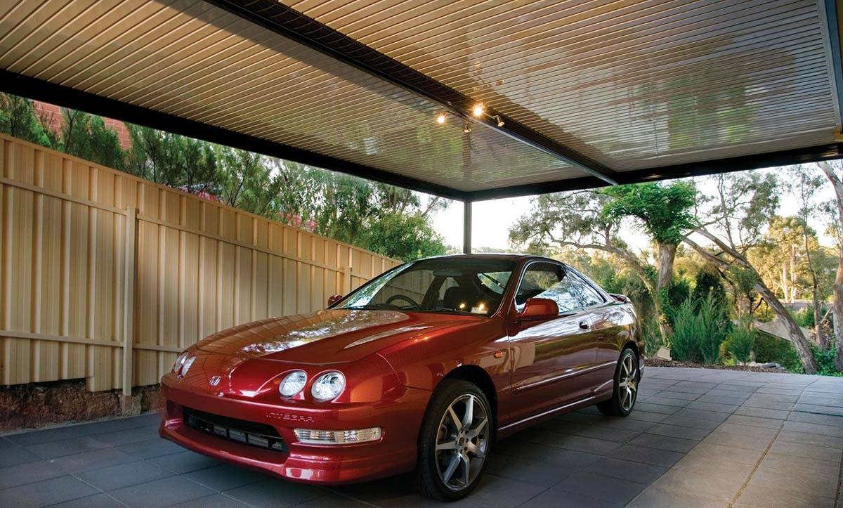 Modern Carport Designs Melbourne