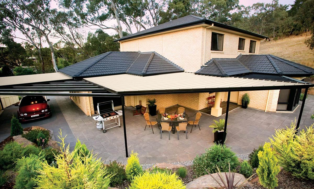 Double Carport Designs Melbourne