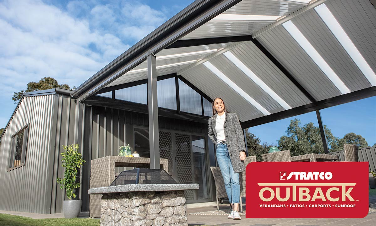 Gabled Patio Designer