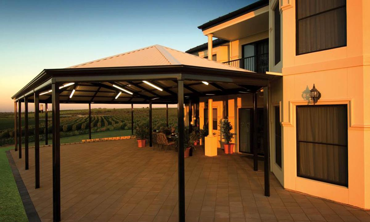 Gabled Roofing Design Melbourne