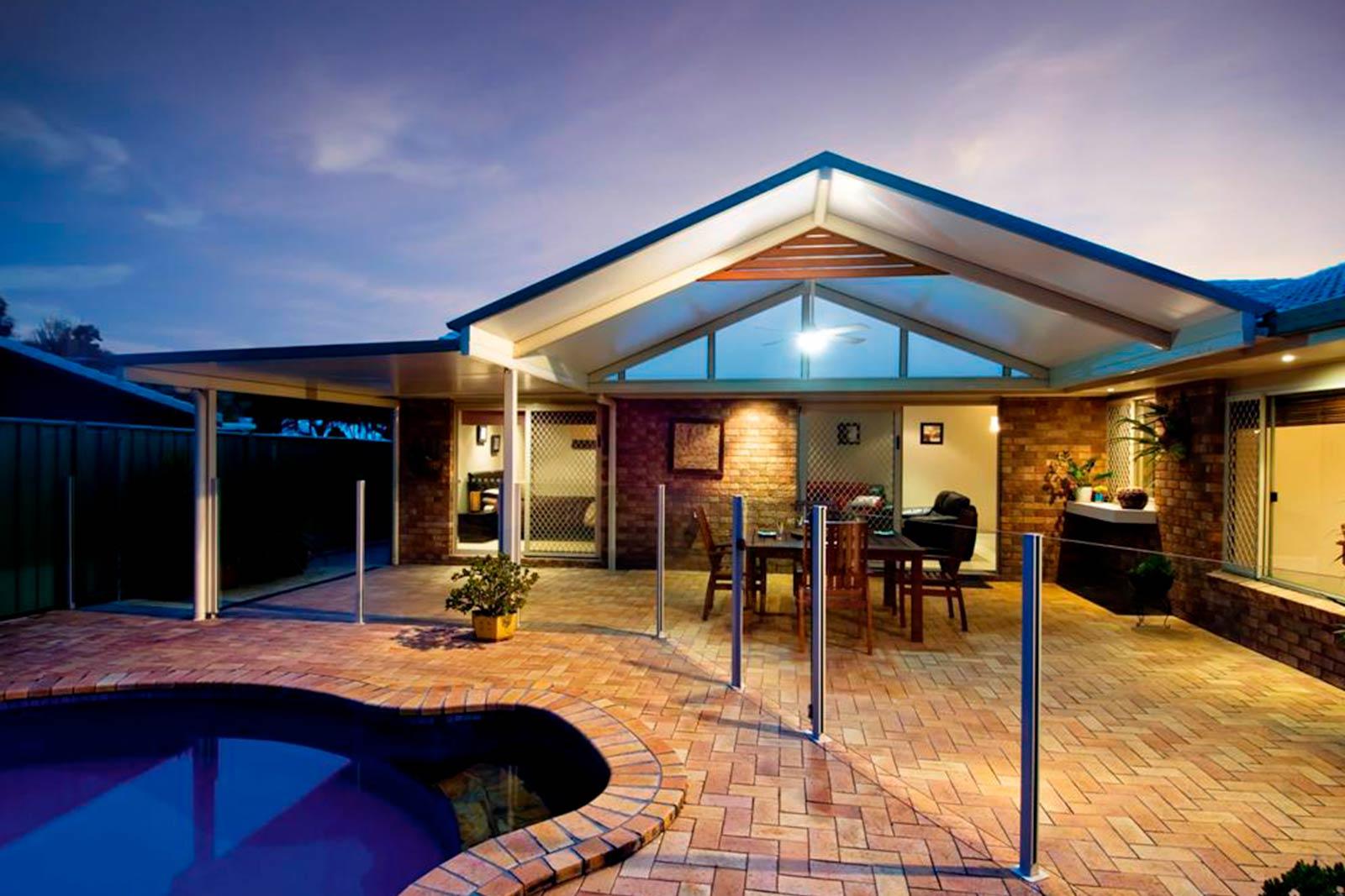 Stratco Cooldek Roofing