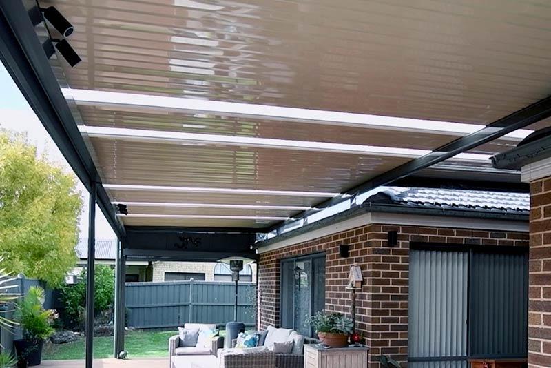 Verandah Roofing Design Systems Melbourne