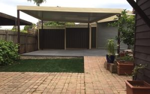carport for your outdoor space